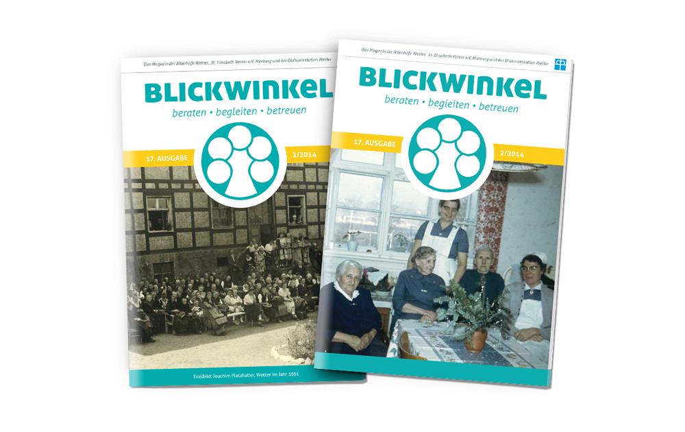 Blickwinkel – Cover