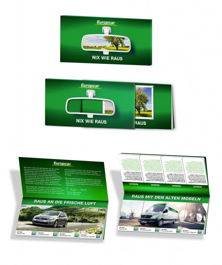 Europcar – Frühlings-Mailing