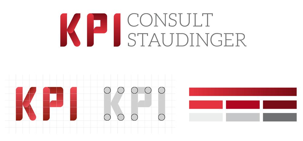 KPI Consult Staudinger – Logoentwicklung