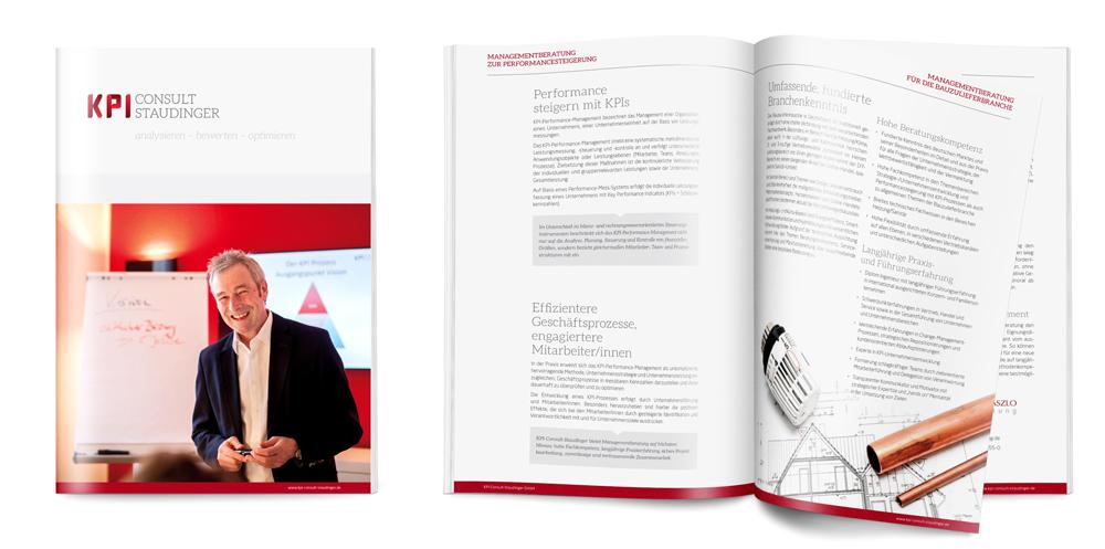 KPI Consult Staudinger – Imageheft