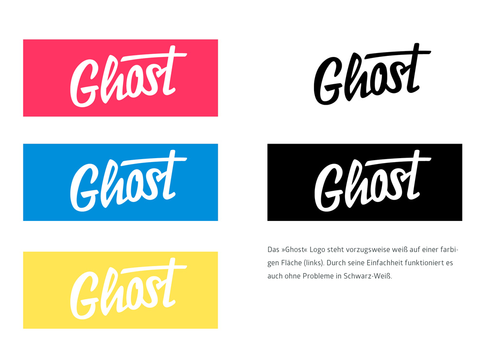 Ghost White Toner - Logo